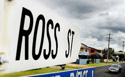Oone-off: Ross Street in Lennox Head where the carjacking occurred last Tuesday.