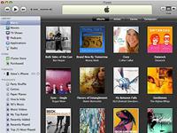 The price of music bought vi iTunes has not decreased despite the strengthening Australian dollar.