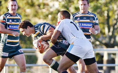 Ipswich Jets lock Vili Fainga'a will be watching closely as his three brothers play in tomorrow night's Reds versus Brumbies Super 14 clash.