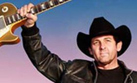 Lee Kernaghan has his Facebook fans involved in his music career.