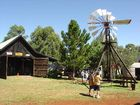 WITH more than 50 restored buildings on 20 acres of land, visitors to the Highfields Pioneer Village are able to sample the life of the region's pioneers.