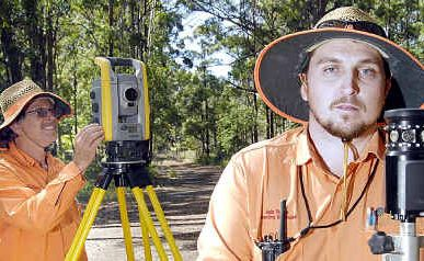 Surveyors are among the hot jobs for 2013.