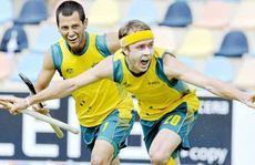 Mackay's Matt Swann has an Olympic bronze medal after the Kookaburras beat Great Britain 3-1 in their men's hockey playoff match.