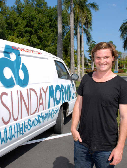 Chris Raine is founder of Hello Sunday Morning and 2012 Young Australian of the Year.