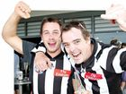 "COLLINGWOOD may not have won the AFL crown for five years, but it hasn't stopped Gladstone fans trying to snare an unusual piece of ""memorabilia""."