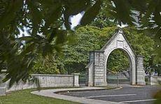 A Taranaki gate