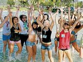 POLICE have warned teenagers who choose to attend privately run schoolies events could be at risk.