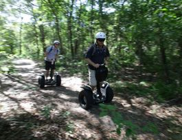 UPDATE: Eco-tourism focus for Bargara Segway tours