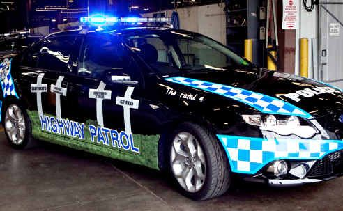"New ""fatal four"" cars will be on the roads in enforcement operations over the Christmas and New Year Safety campaign."