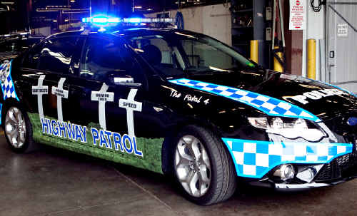 """New """"fatal four"""" cars will be on the roads in enforcement operations over the Christmas and New Year Safety campaign."""