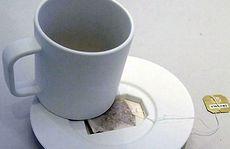 The Tea Bag Coffin.