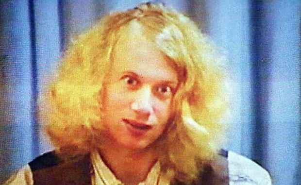 Crazed killer Martin Bryant.