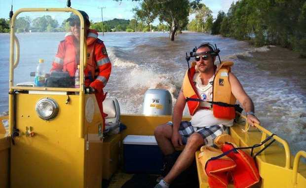 SES are just some of the volunteers who play an important role in the Rockhampton region society.