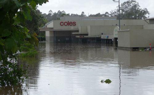 Coles, Bellbowrie.
