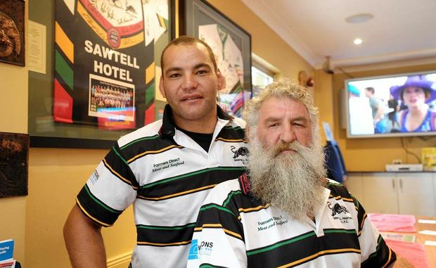 Richard Villasanti will play for the Sawtell Panthers.