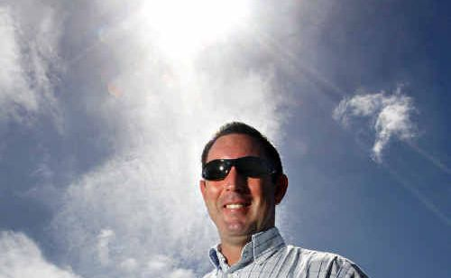 Jason Hague of Energy Parks Australia wants to build a solar farm at Valdora, creating energy and jobs for the Sunshine Coast.