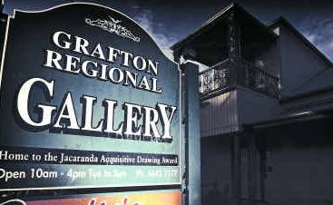HAUNTED?: A recent paranormal investigation of the Grafton Regional Gallery turned-up some interesting results.