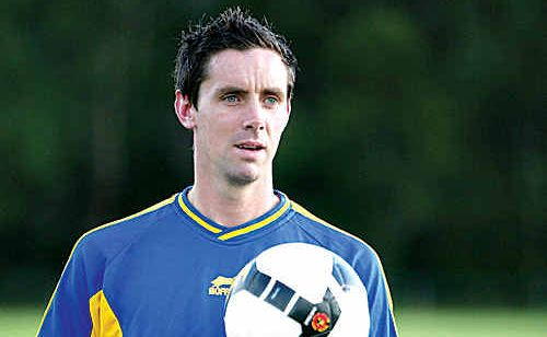 New Noosa Lions coach Kevin A'Herne-Evans.
