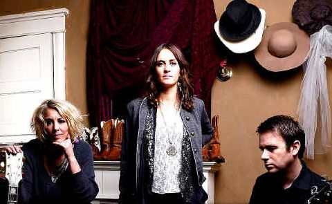 COMING HOME: The Waifs will be back in Australia and performing in Nambour on March 2.Photo: contributed