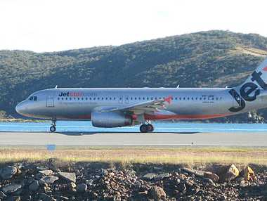 FLIGHT TIME CHANGES: Jetstar flights to and from Proserpine will change from April 3.