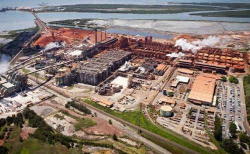 There's no official word on whether jobs will be cut at Gladstone's QAL refinery.