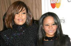 Whitney Houston and her daughter Bobbi Kristina 'Krissi' Brown.