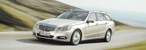 Mercedes-Benz has injected additional interest into the premium wagon segment with a new entry-level diesel version of the large E-Class range.