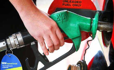 Melbourne is experiencing diesel fuel shortages.
