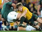 SOUTH African Heyneke Meyer has reacted to his team's last-gasp escape against Argentina by making six changes for the clash against the Wallabies .