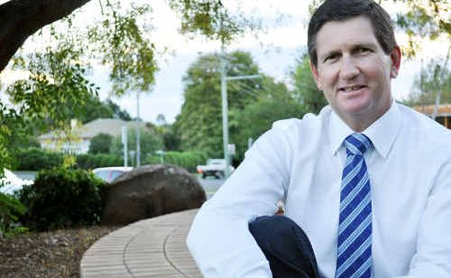Lawrence Springborg is next in line to take the Premier's position if Campbell Newman does not win the seat of Ashgrove, according to the latest Galaxy Poll.
