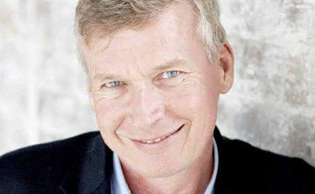 Paul Clitheroe.