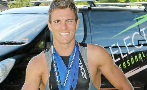 Troy O'Shea has been chosen in the Australian triathlon team after his national series victory.