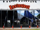 Easterfest hit by flash flood