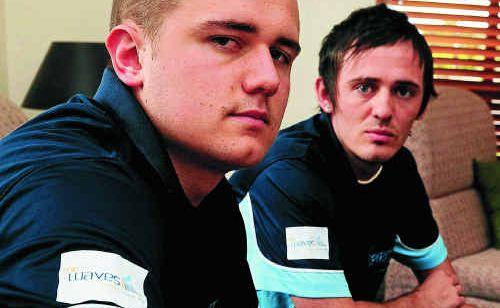 English imports Kallum and Korey Nix will debut for the Bundaberg Spirit this weekend.