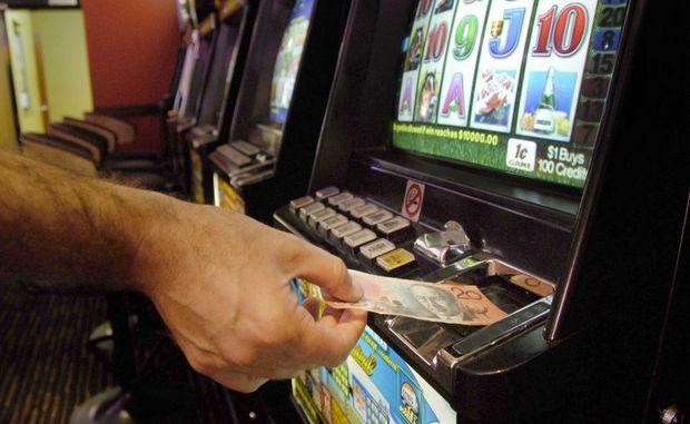 $10m was lost on poker machines on the Sunshine Coast last year.