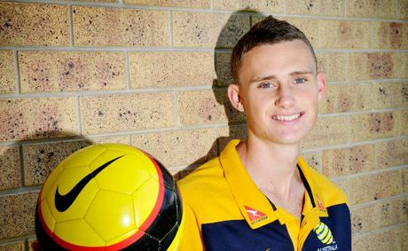 CHALLENGING PERIOD: Toowoomba's Daniel Bowles