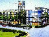 TWO artist impressions delivered to Sunshine Coast Council by developers Lend Lease have been released to the Sunshine Coast Daily.