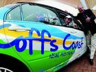 Rally Team vehicle to boost tourism