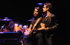 Dave Nevarro and Perry Farrell of Jane's Addiction.