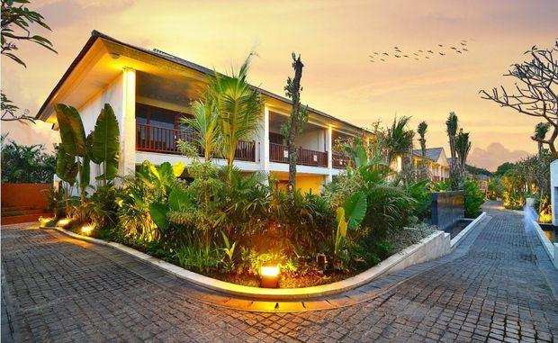 Semara Resort & Spa Seminyak is Bali's newest luxury accommodation.