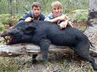 Porker stalkers offer feral cull
