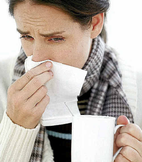 The sneezing has begun but doctors say there has been no early peak in cases of influenza.