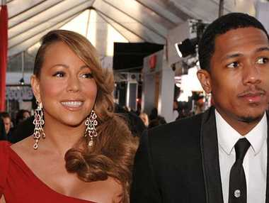 """Nick Cannon has apologised to Mariah Carey for confirming their marriage is on the rocks last week and reportedly gave her permission to take their three-year-old twins, Moroccan and Monroe, out of New York City, as """"he knows he really upset her by speaking out of turn."""""""