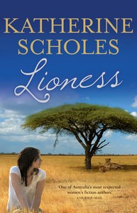 Lioness by Katherine Scholes.