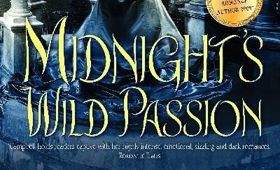 Midnight's Wild Passion by Anna Campbell.