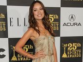 OLIVIA Wilde poured breast milk over her head for the ALS Ice Bucket Challenge.