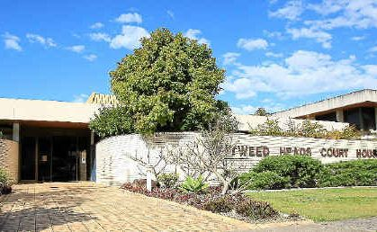 Tweed Heads Court House.
