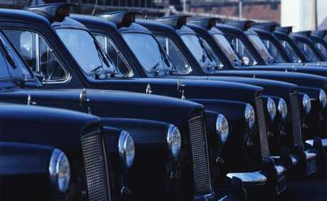 London's iconic black cabs remain the best in the world.