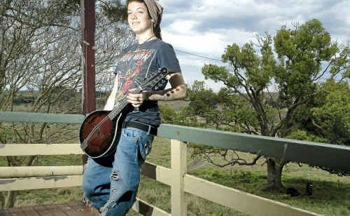 Musician Amy Walton, aka Frankie Stone, is happy to have been on the television show the X Factor.
