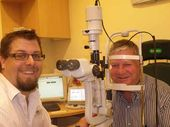 IT CAN cost as little as $25 to perform sight restoring surgery.